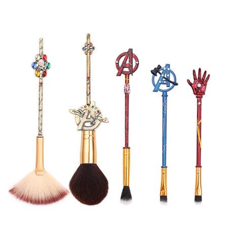 Marvel Avengers Professional Makeup Brushes