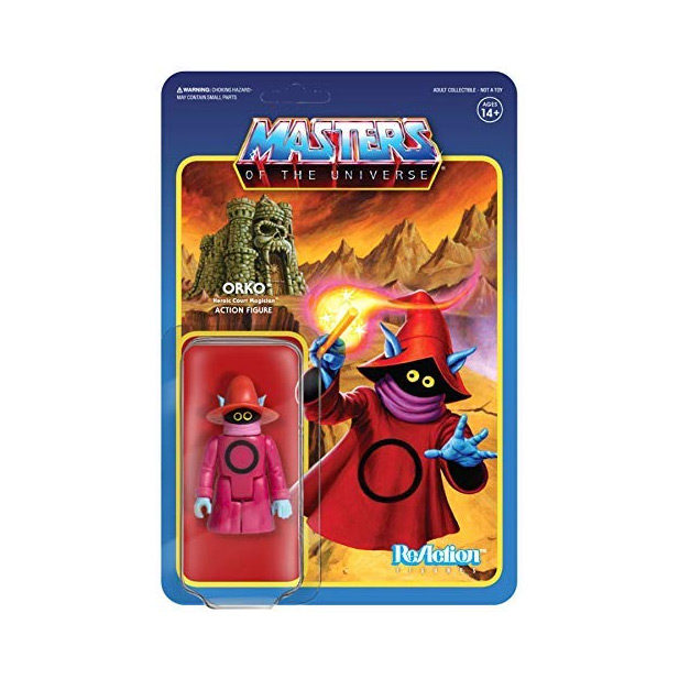 Orko Masters of The Universe Action Figure by Super7