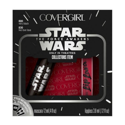 Star Wars Limited Edition Dark Side Makeup by CoverGirl