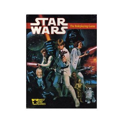Star Wars RPG - First Edition, 1987
