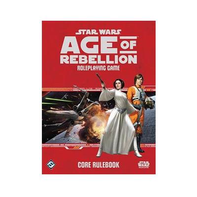 Star Wars RPG Age of Rebellion