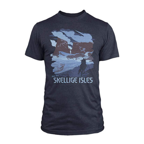 The Witcher 3 Skellige Isles T-Shirt