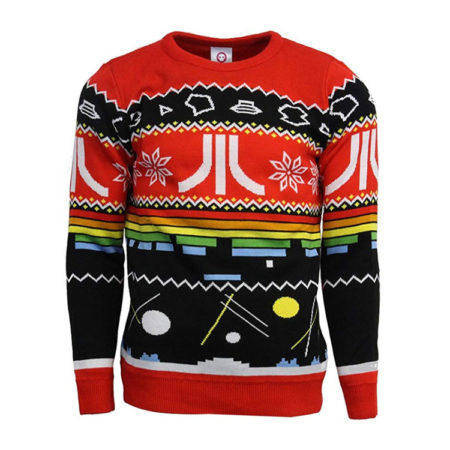 Official Atari Christmas Jumper/Ugly Sweater
