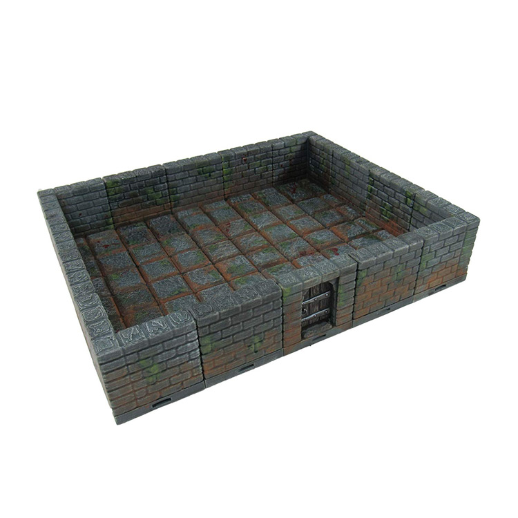Masonry and Stone Dungeon Terrain for Tabletop