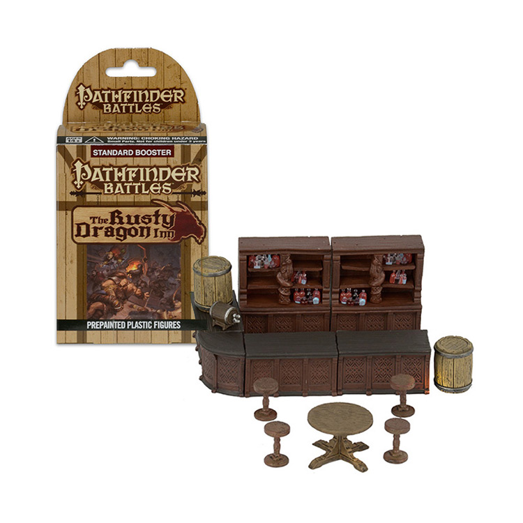 Pathfinder The Rusty Dragon Inn Tavern Bar