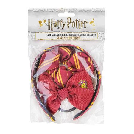 Harry Potter Gryffindor Hair Accessories