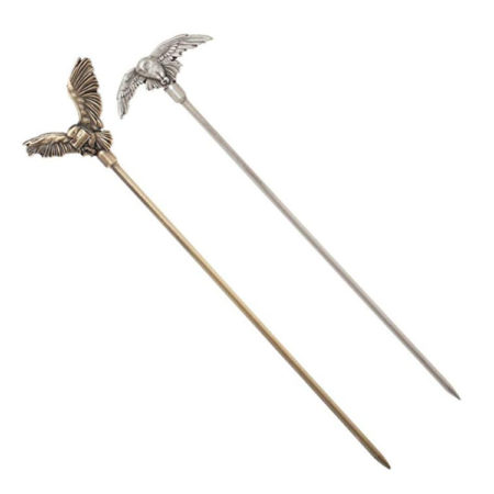 Harry Potter Hedwig Hair Pins / Sticks