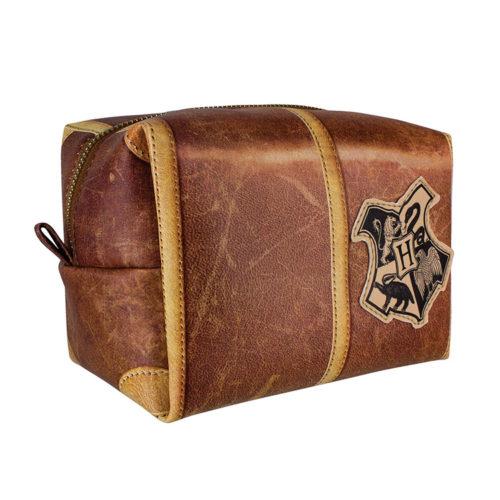 Harry Potter Hogwarts Toiletry & Makeup Travel Bag