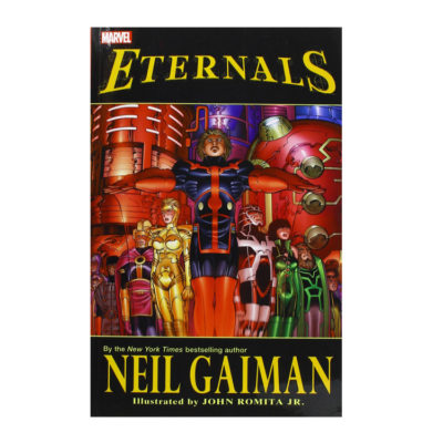Eternals Comic by Neil Gaiman