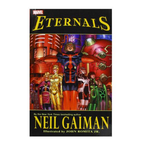Eternals Comic by Neil Gaiman