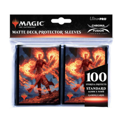 Magic the Gathering Awakened Inferno Deck Protector Sleeves