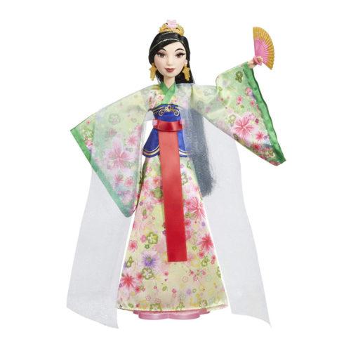 Disney Princess Dolls Mulan - Royal Collection