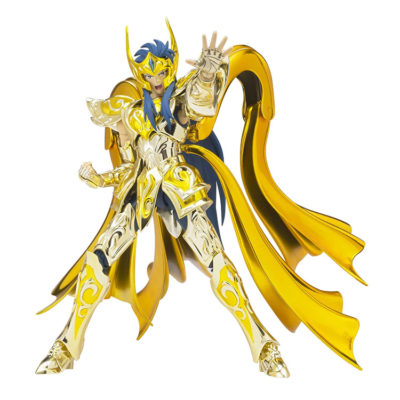 Saint Seiya Golden Saints: Aquarius Camus Action Figure