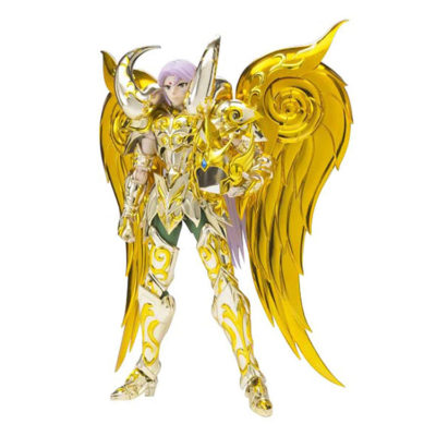 Saint Seiya Golden Saints: Aries Mu Action Figure