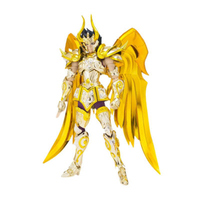 Saint Seiya Golden Saints: Capricorn Shura Action Figure