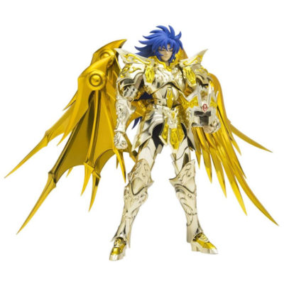 Saint Seiya Golden Saints: Gemini Saga Action Figure