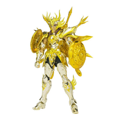 Saint Seiya Golden Saints: Gemini Libra Dohko Figure