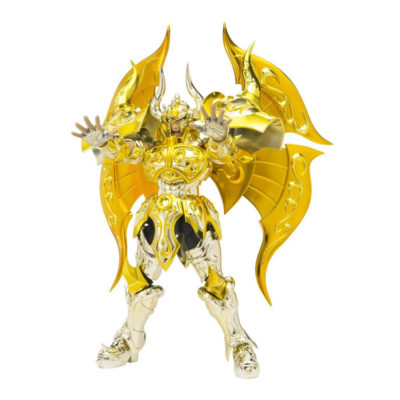 Saint Seiya Golden Saints: Taurus Aldebaran Action Figure