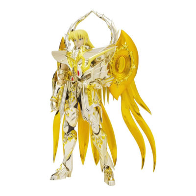 Saint Seiya Golden Saints: Virgo Shaka Action Figure