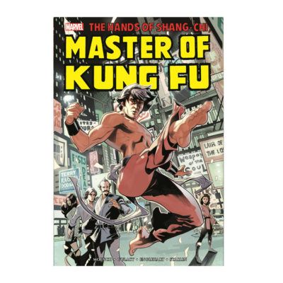 Marvel's Shang-Chi Volume 1: Master of Kung-Fu