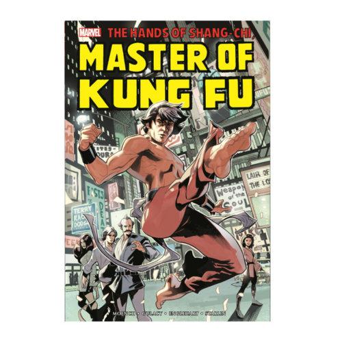Marvel's Shang-Chi Volume 1: Master of Kung-Fu