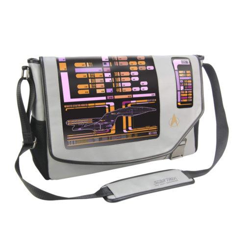 Star Trek Interface Messenger Bag by The Coop