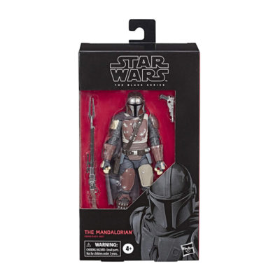 "Star Wars The Mandalorian 6"" Action Figure - The Black Series"