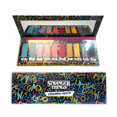Stranger Things 80s-Inspired Eyeshadow Palette