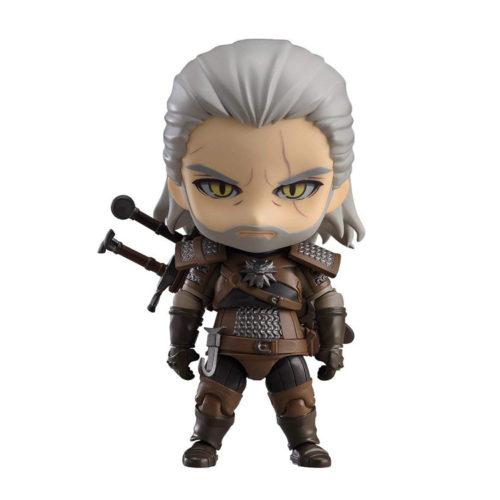 The Witcher Geralt Nendoroid Action Figure