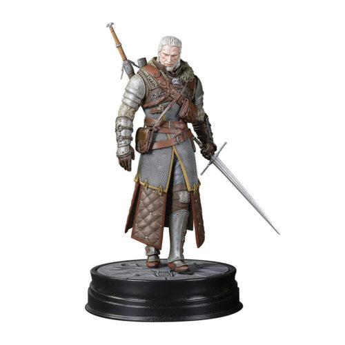 The Witcher 3 Wild Hunt: Geralt Grandmaster Ursine Figure