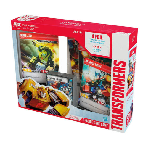 Transformers Trading Card Game Autobots Starter Set Deck