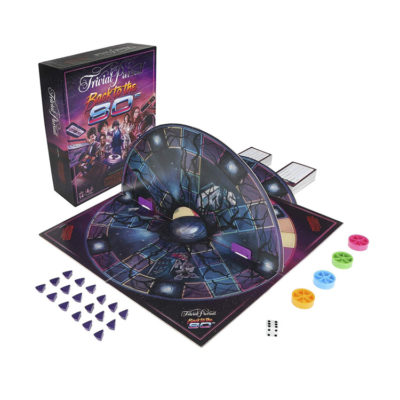 Trivial Pursuit Back to The 80s Stranger Things Edition