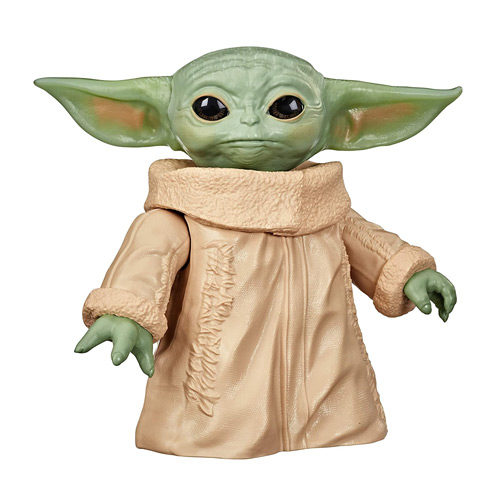 Baby Yoda Posable Action Figure