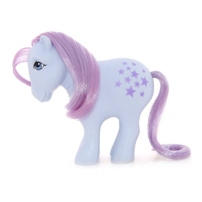 My Little Pony G1 Blue Belle 1983