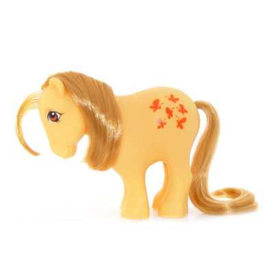 My Little Pony G1 Butterscotch 1982