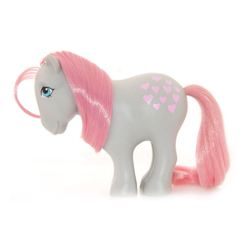 My Little Pony G1 Snuzzle 1983