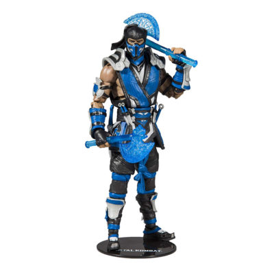 Mortal Kombat Sub Zero Action Figure by McFarlane Toys