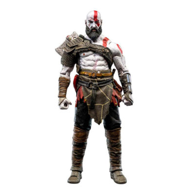 "Kratos God of War Action Figure 7"" by NECA"