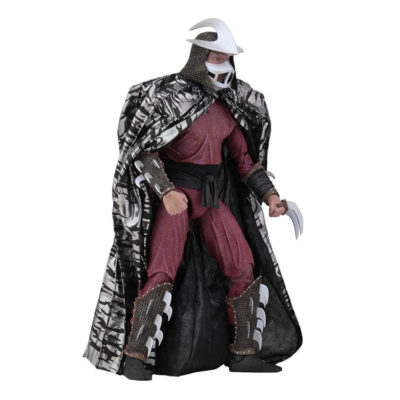 TMNT The Shredder Action Figure by NECA