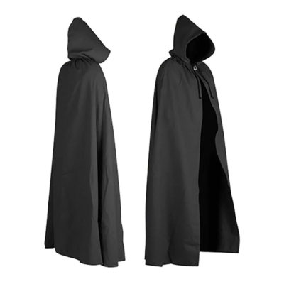 LARP Roleplaying Cosplay Canvas Cloak