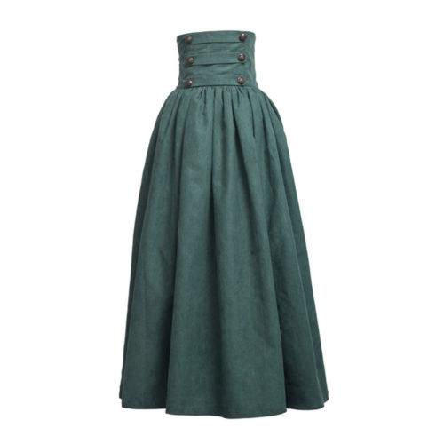 LARP Roleplaying Medieval Fantasy High Waist Skirt