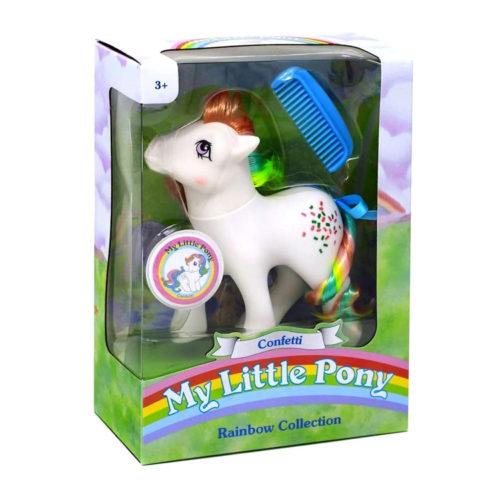 My Little Pony Rainbow Ponies: Confetti (New)