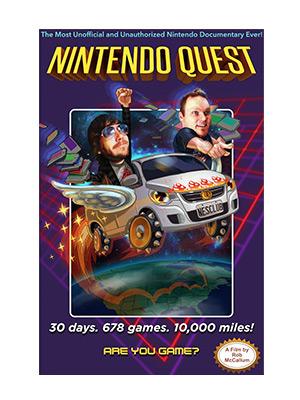 Game Documentaries: Nintendo Quest