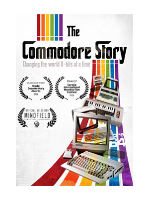 Game Documentaries: The Commodore Story - Changing the world 8-bits at a time