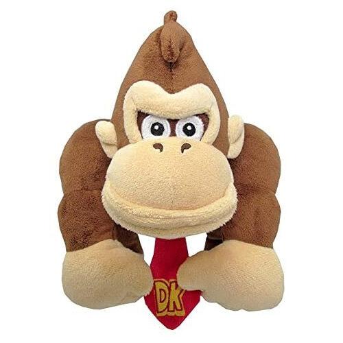 """Donkey Kong Stuffed Plush 8"""""""