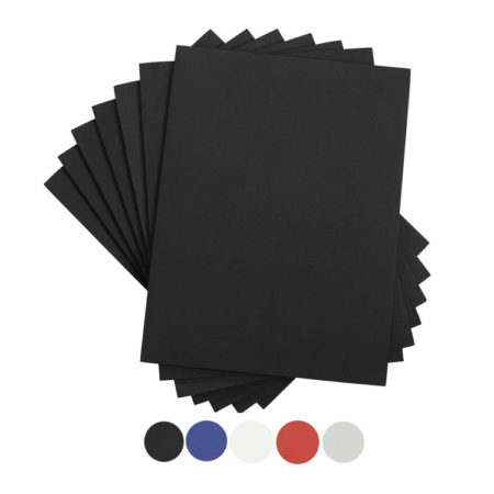 Foam Sheets Pack of 10 (6mm thick, 9 x 12 Inch)