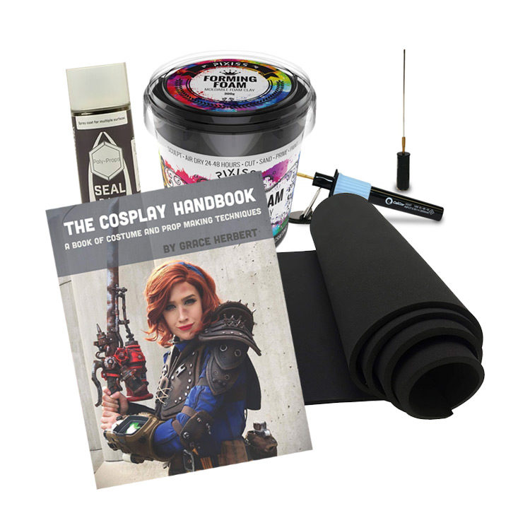 Create Your Dream Cosplay Props: Products, Ideas and Tips.