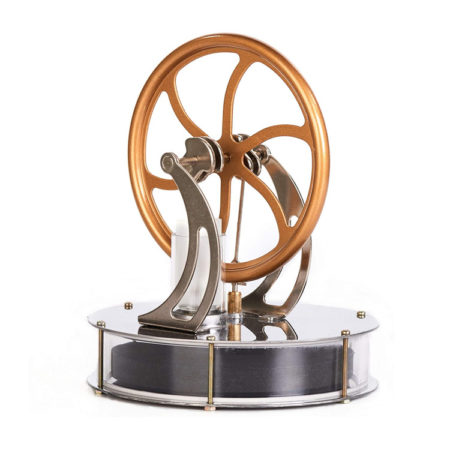Low Temperature Stirling Engine by Sunnytech