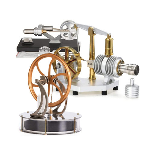 What are Stirling Engines and Where to Get One for Home or School