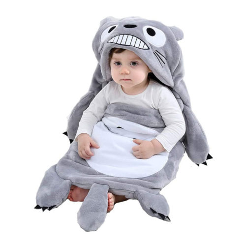 My Neighbor Totoro Wearable Blanket Onesie
